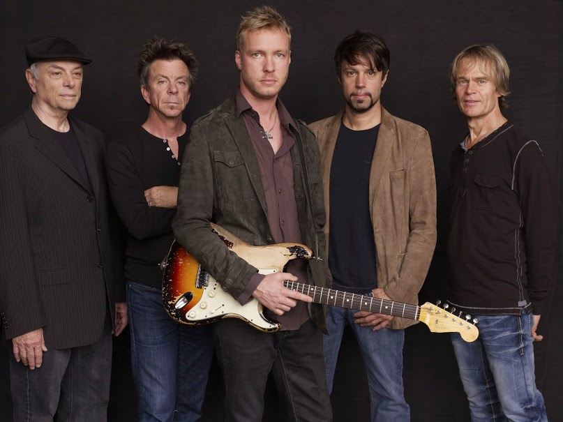 Kenny Wayne Shepherd Band Photo. Color