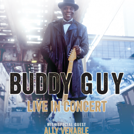 Buddy Guy at Uptown Napa CA
