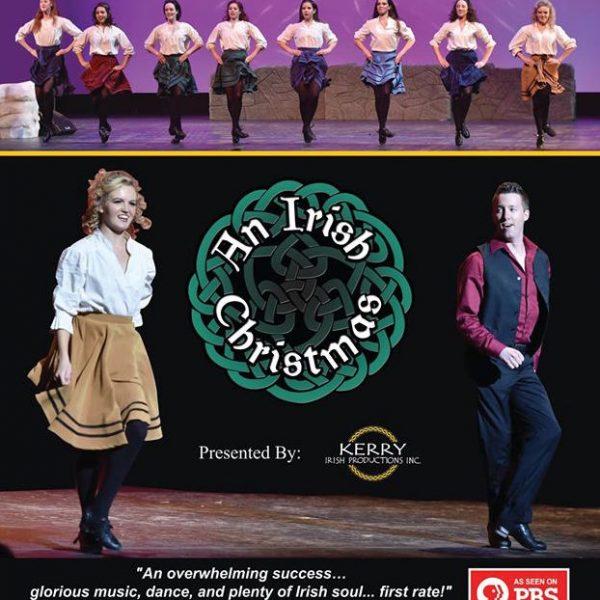 An Irish Christmas – w/Ticket Promotion!