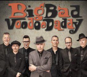 Big Bad Voodoo Daddy – RESCHEDULED