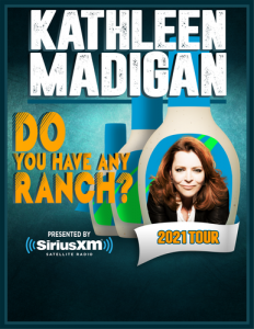 Kathleen Madigan at Uptown, Napa CA