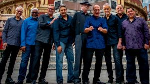 Tower of Power at Uptown in Napa CA
